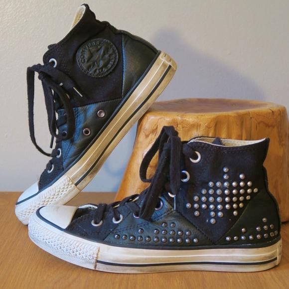 4d0349ccab05 Converse Shoes -  Converse  Chuck Taylor Elevated Stud Hi Tops 7